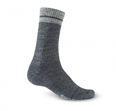 Giro Merino Winter Sock Charcoal/Grey, L – Men's
