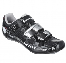 Scott Road Pro Lady Shoes (Black/White Gloss)