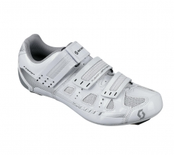 Scott Road Comp Lady Shoes (White Gloss)